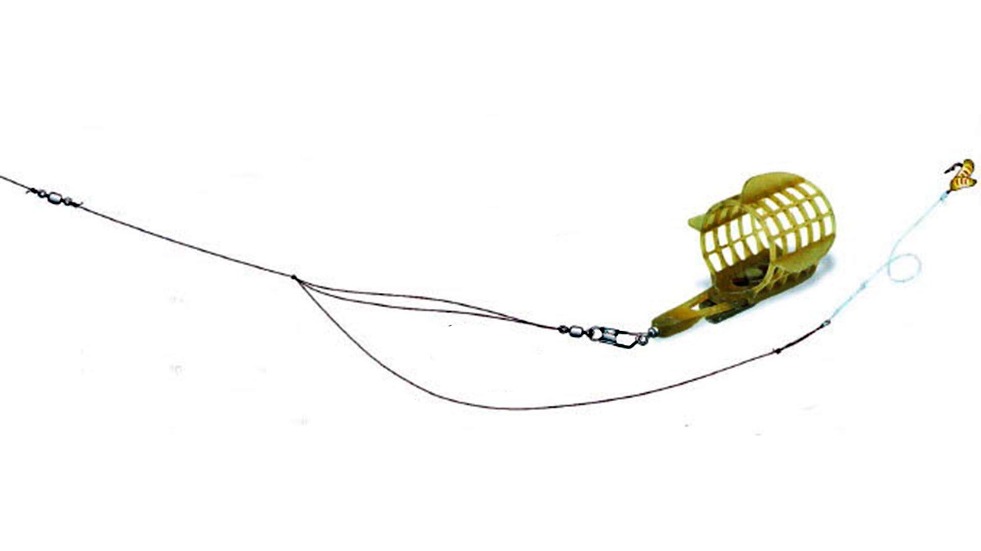 Несимметричная петля для фидера - Ловля на фидер 96