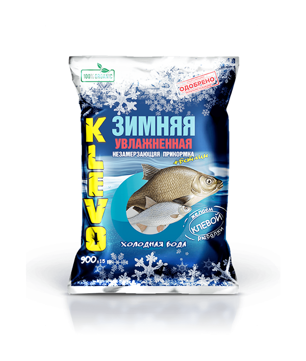 prikormka1-min1 KLEVO-Ice Water увлажненная зимняя