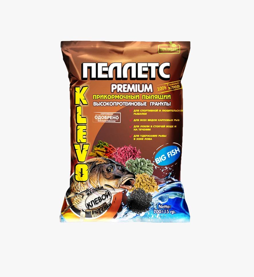 9-2 Пеллетс Premium