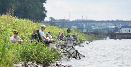 Кубок Федерации Рыболовного спорта Костромской области