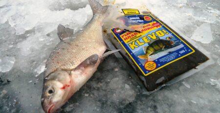 Пластилин рыболовный